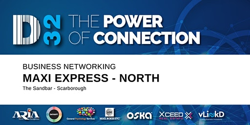 District32 Maxi Express Business Networking Perth - North - Wed 22nd Jan