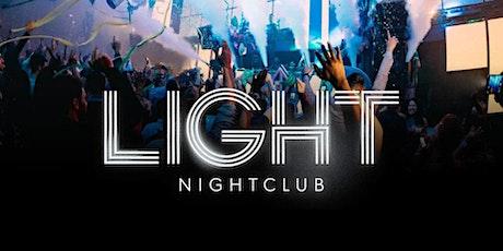 LIGHT NIGHTCLUB - VEGAS HOTTEST GUEST LIST - 2/5 tickets