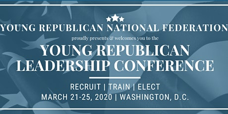 Young Republican Leadership Conference 2020 tickets