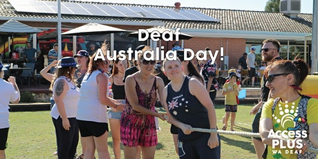 Deaf Australia Day! tickets