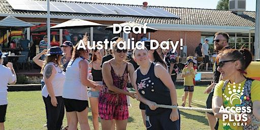 Deaf Australia Day!