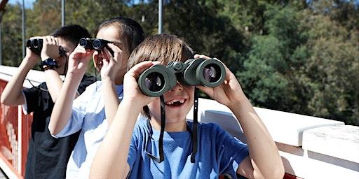 Junior Rangers Nature Treasure Hunt- Creswick Regional Park