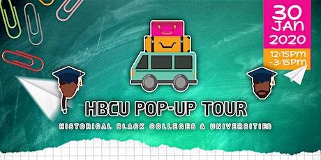 HBCU Pop-Up Tour tickets