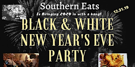 Black & White New Year's Eve Party tickets