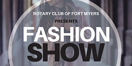 Rotary Club of Fort Myers Fashion Show