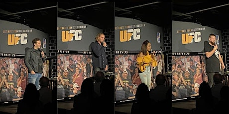 UFC Finals: Ultimate Funniest C*** - Perth's biggest stand-up comedy competition tickets
