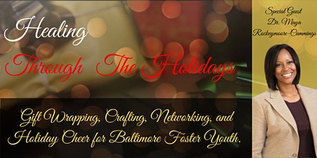 Healing Through the Holidays Networking Event tickets