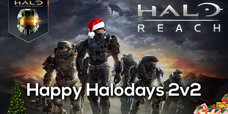 PennHalo Happy Halodays: 2v2 Halo Reach Online Tournament (Xbox) tickets