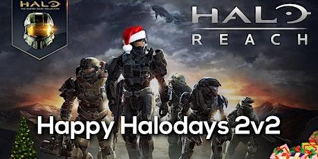 PennHalo Happy Halodays: 2v2 Halo Reach Online Tournament (PC) tickets