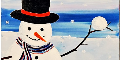 Let It Snow, Paint and Cookies Event