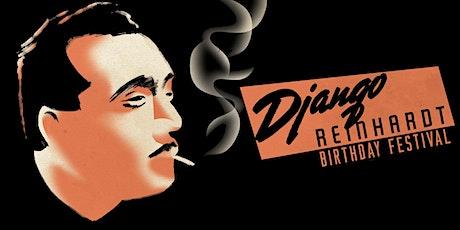 Django Reinhardt Birthday Festival 3-Day Pass (1/24/20-1/26/20) tickets