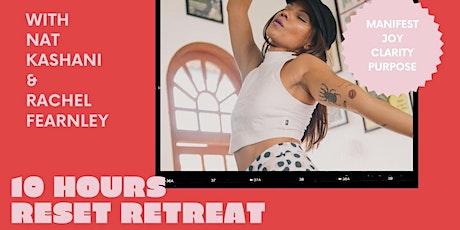 10 hour Reset Retreat Bali tickets