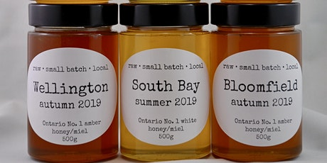 Winter Bee Lectures – session four – harvesting & enjoying honey tickets