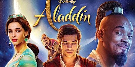January Holiday Program: Film Screening - Aladdin- Hallidays Point tickets