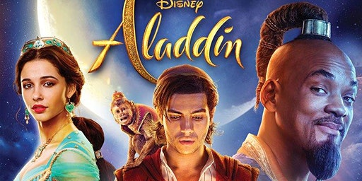 January Holiday Program: Film Screening - Aladdin- Hallidays Point