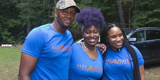 Melanated Campout- Camp Party Relax