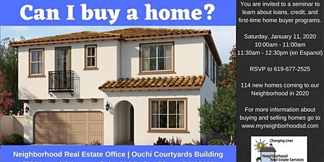 Can I Buy a Home? tickets