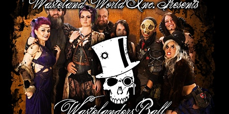 Wastelanders Ball 2020 tickets