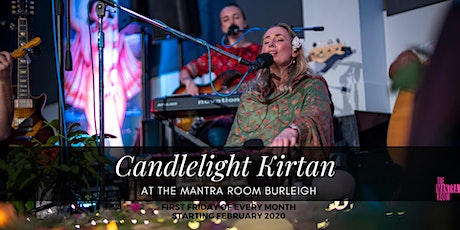Candlelight Kirtan at The Mantra Room Burleigh tickets
