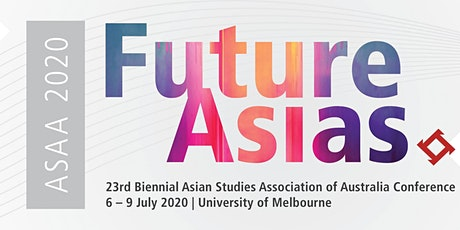 ASAA 2020 Conference - Postgraduate Workshops tickets