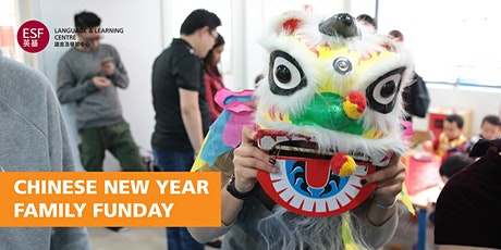 Chinese New Year Family Fun Day tickets