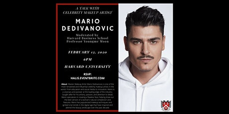 HALIS: Mario Dedivanovic at Harvard University tickets