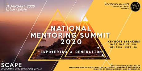 National Mentoring Summit 2020 tickets
