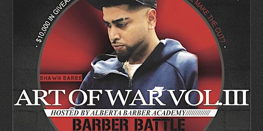 ART OF WAR VOLUME III