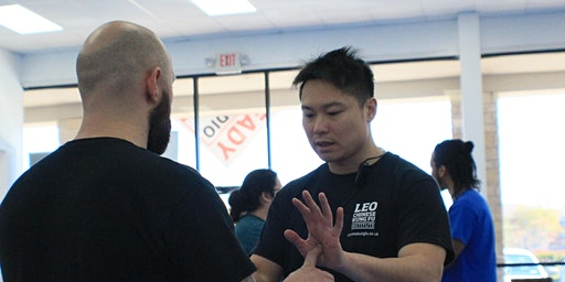 Day 2 of the Internal Wing Chun Seminar with Leo Au Yeong