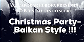 Balkan Christmas Party