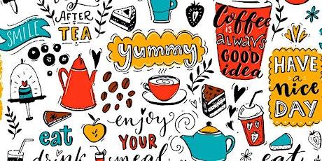 MWF Summer Morning Tea tickets
