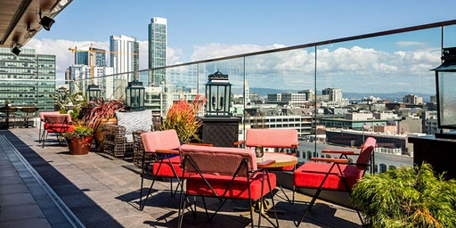 Sunday Dreaming w/ HOJ, Newman & Death on the Balcony (All Day I Dream) at Everdene Rooftop, Virgin Hotel