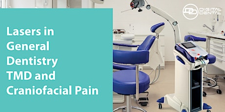 Lasers in General Dentistry: TMD and Craniofacial Pain - Sydney tickets