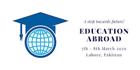Education Abroad Pakistan tickets