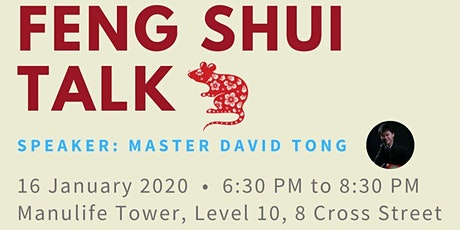 Feng Shui Talk tickets