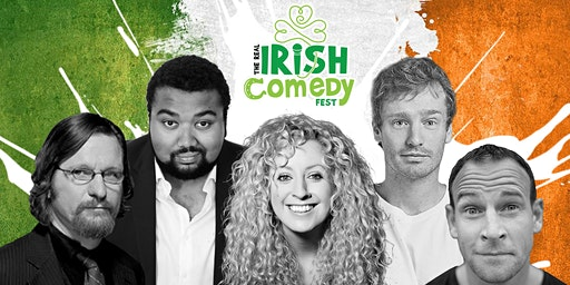 The REAL Irish Comedy Fest