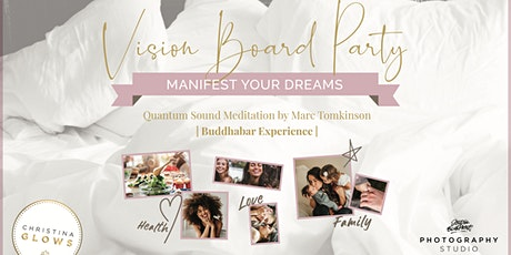 Vision Board Party: Manifest Your Dreams tickets