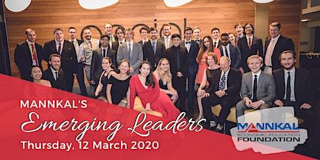 Emerging Leaders 2020 tickets