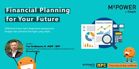 Financial Planning for Your Future tickets