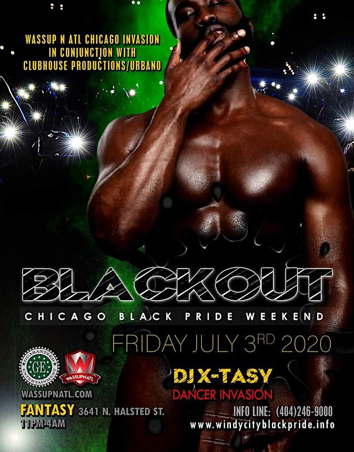 CHICAGO BLACK PRIDE 2021 image