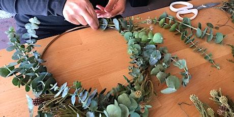 Holiday Wreath Make & Take tickets