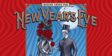 New Years Eve at The Queens Cross with GDBC tickets