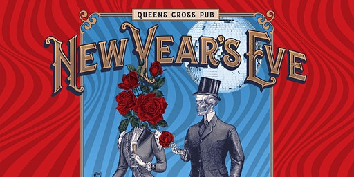 New Years Eve at The Queens Cross with GDBC