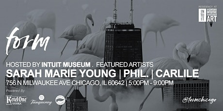 FORM #016: Sarah Marie Young | Phil. | Carlile tickets