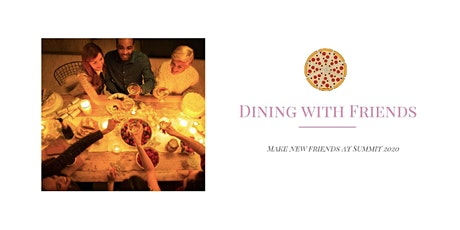 Dinner with Friends - John Howie Steakhouse tickets
