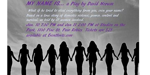 My Name Is...a play by David Norum, Danielle V & Belynda L