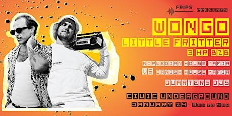 FRIPS Oz Day Long Weekend ft. 3hr Wongo-b2b-Little Fritter tickets
