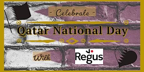 Regus Dring Qatar National Day Celebration tickets