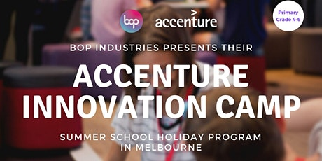 Accenture Innovation Camp - Primary School tickets