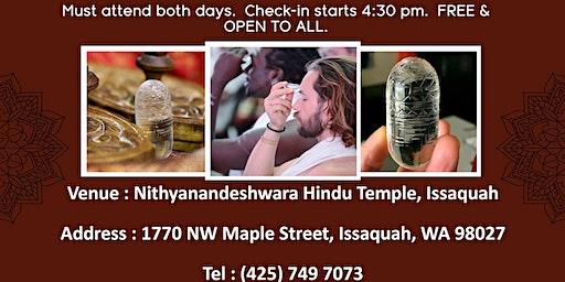 Atma Linga Mandala Process: Get Your Own Crystal Shiva Linga